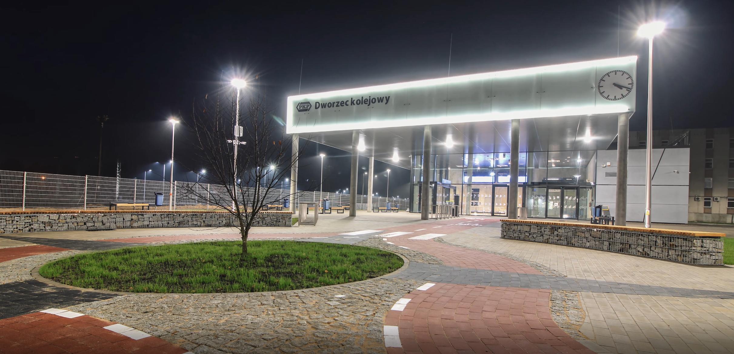 Dworzec PKP w Czeremsze