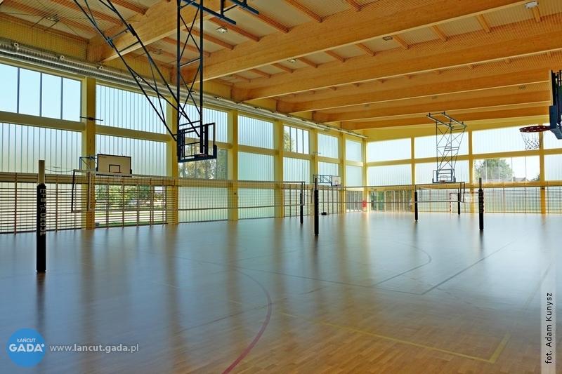 Hala Sportowa w Łańcucie