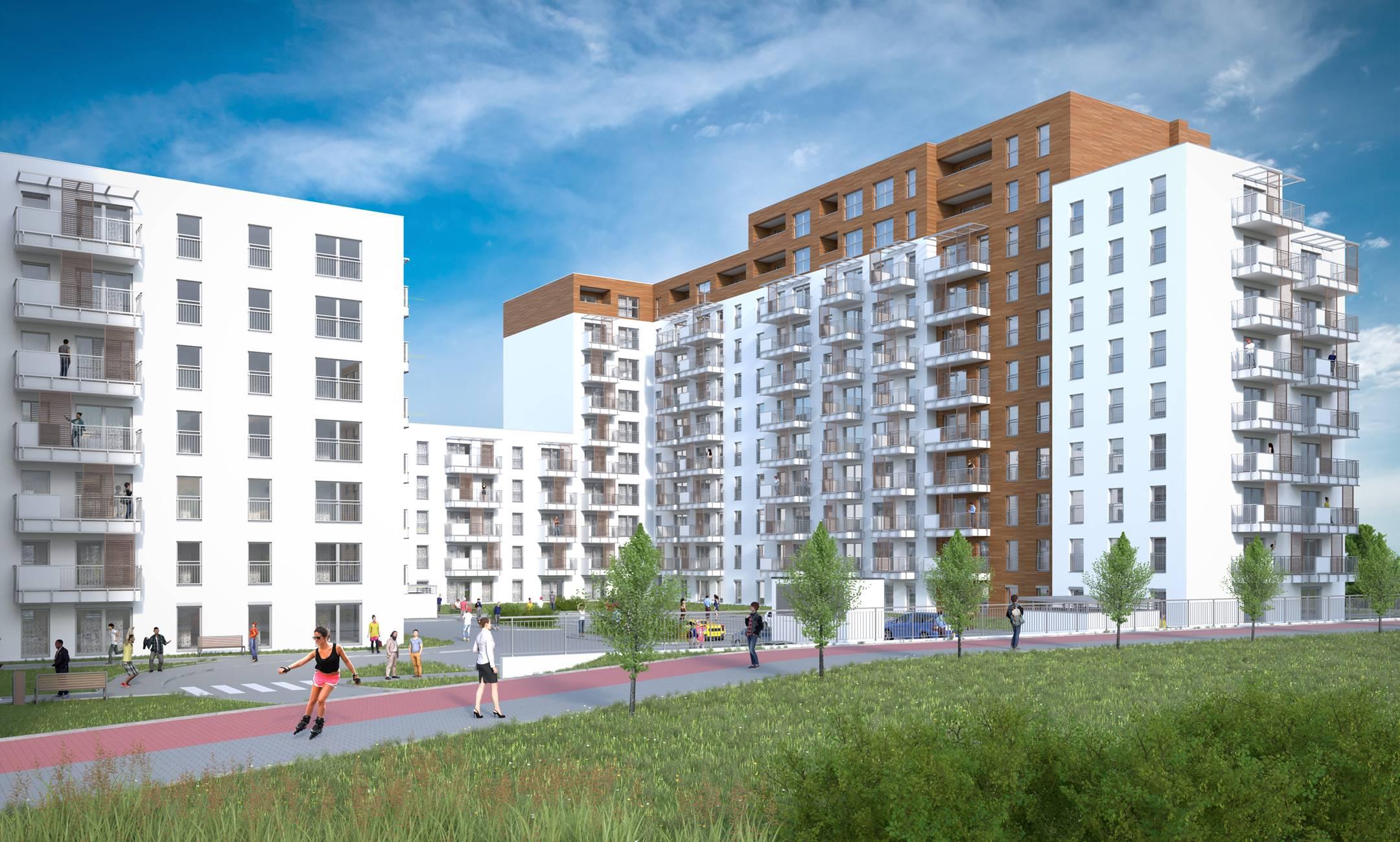 Nowe mieszkania w Żorach