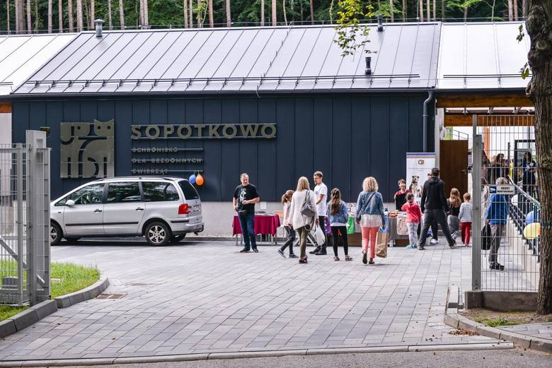 Spotkowo – schronisko dla zwierząt w Sopocie